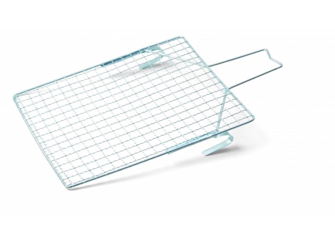Drop metal 26 x 30 cm Abstreifgitter, verzinkt