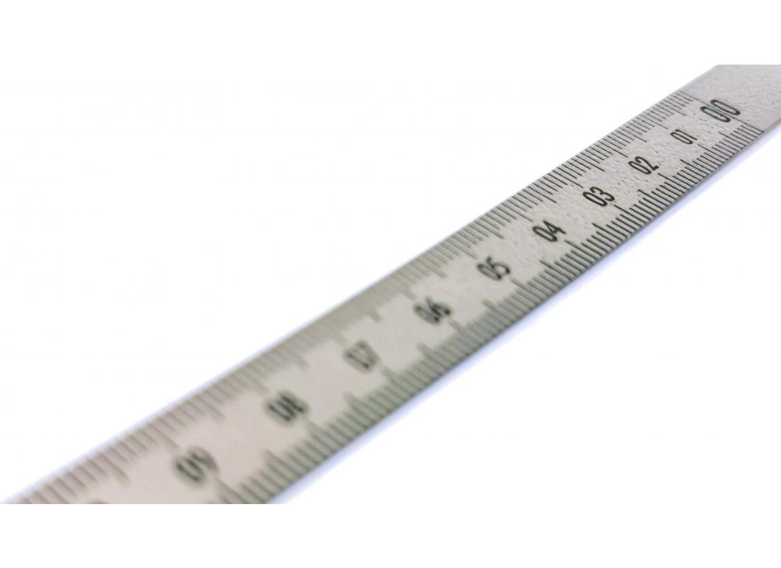 Lineal grau 0---50 cm R---L