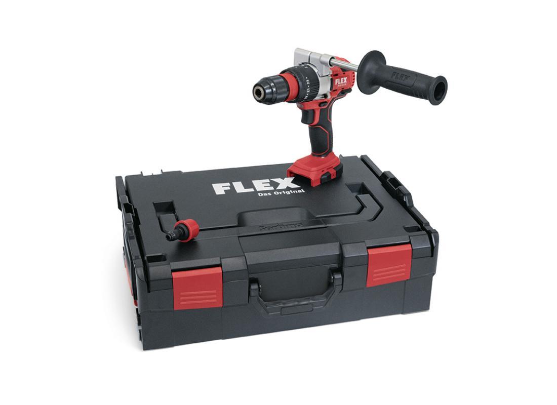 Flex PD 2G 18.0-EC FS55 Akku-Schlagbohrschrauber Satz 18 V