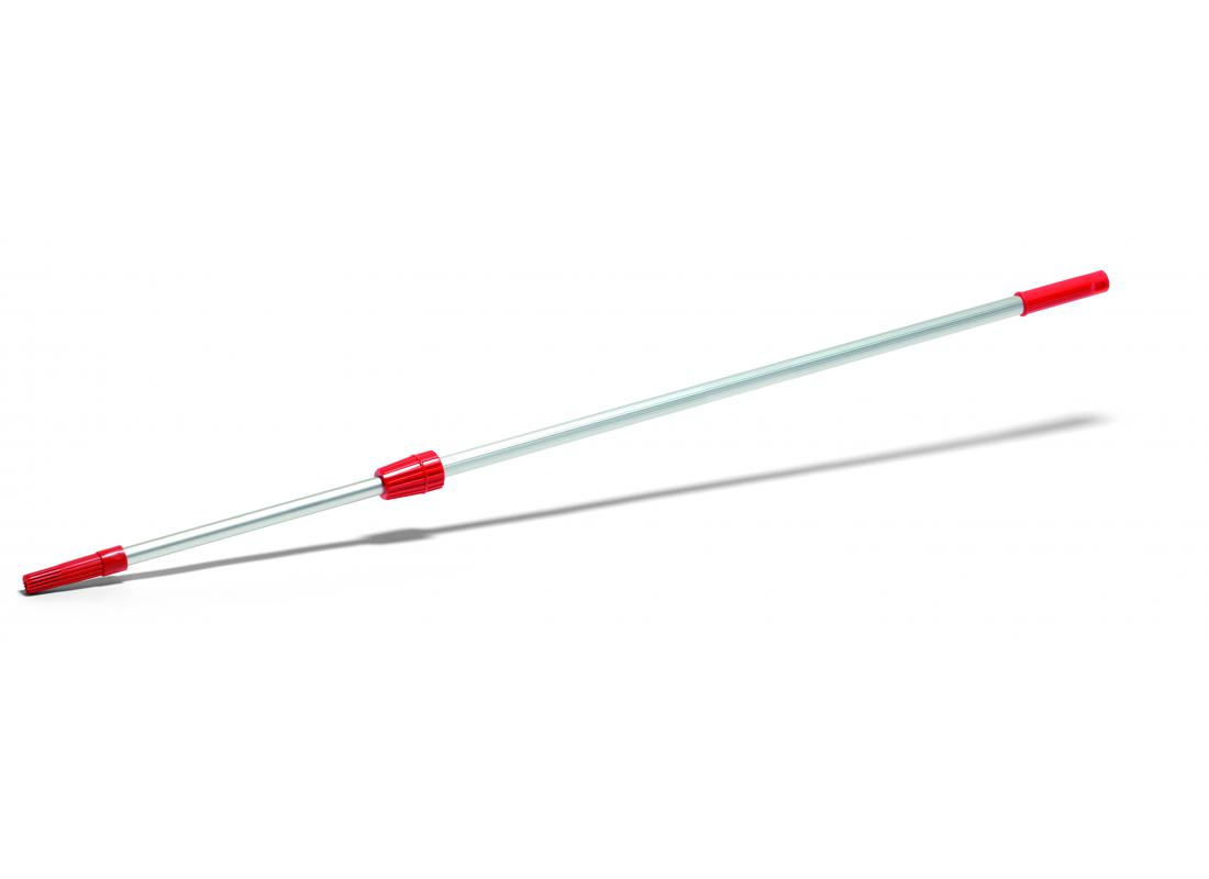 Polo Alu Red 1,2 m Verlängerungsstange