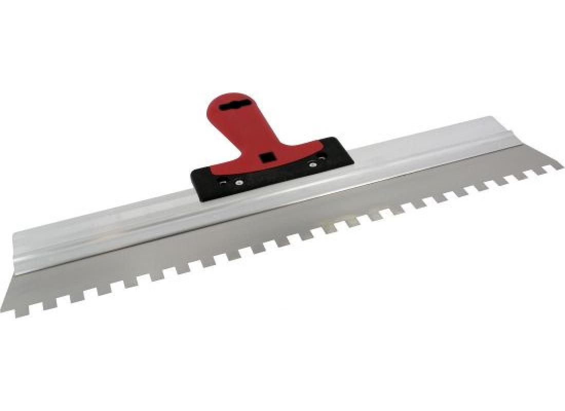 Fassadenspachtel 475 mm, 10 mm Zahnung