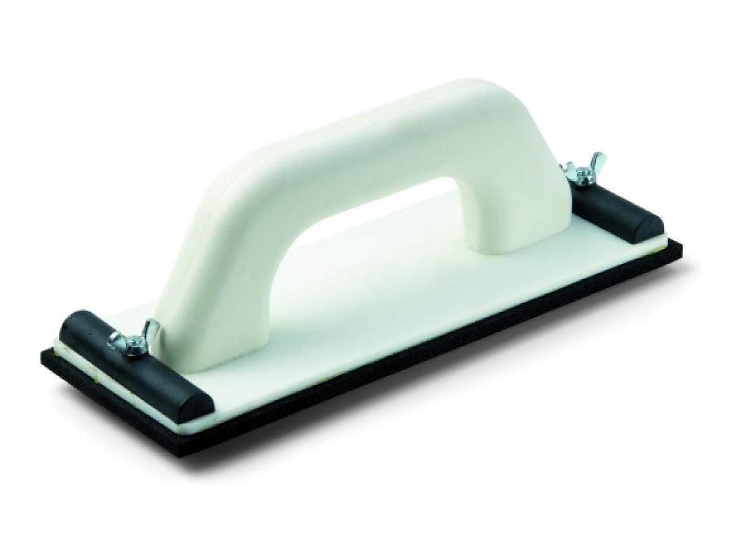 Sandpad 80 x 230 mm Handschleifer mit Griff